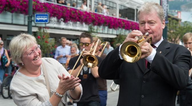 Jazz i bilder / mandag