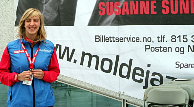 Moldejazz needs volunteers