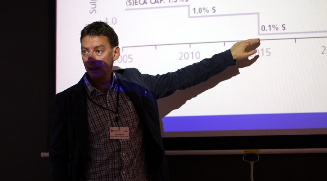 Hedret Arne Løkketangen med fagkonferanse