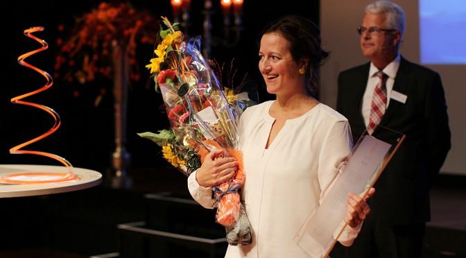 Heidi Leren ble «Årets I»