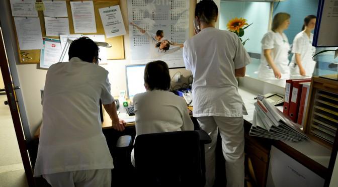 Sykehusran og historieforfalskning