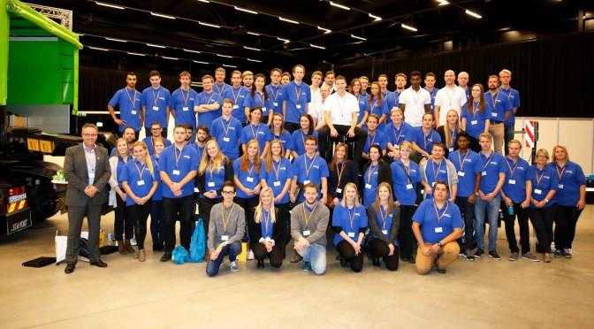 Massivt Molde-oppmøte på logistikk-konferanse