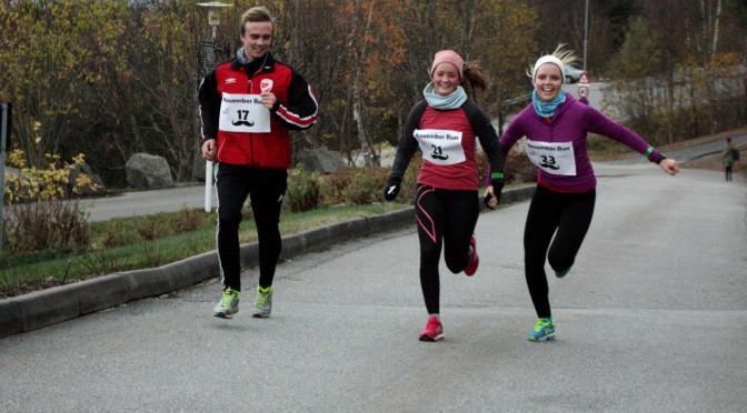 Running for men's health
