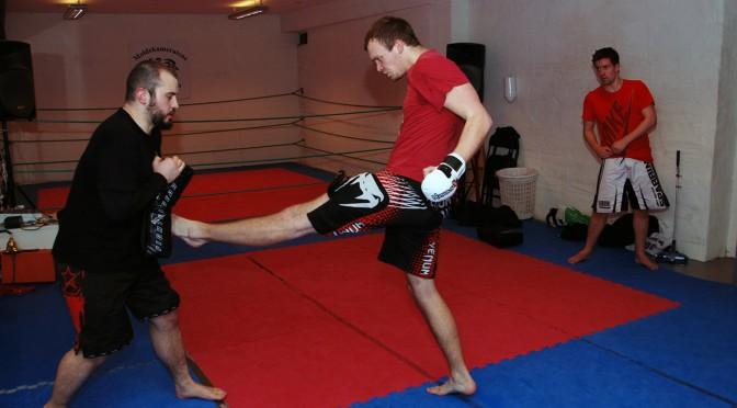 Free martial art training starting Monday