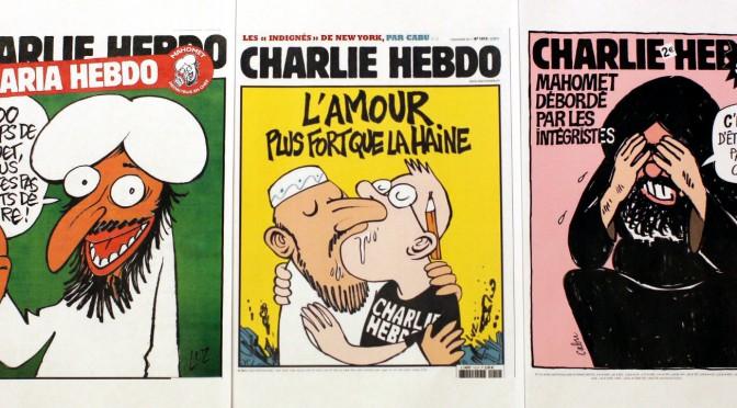 «Det var fryktelig med Charlie Hebdo, men …»
