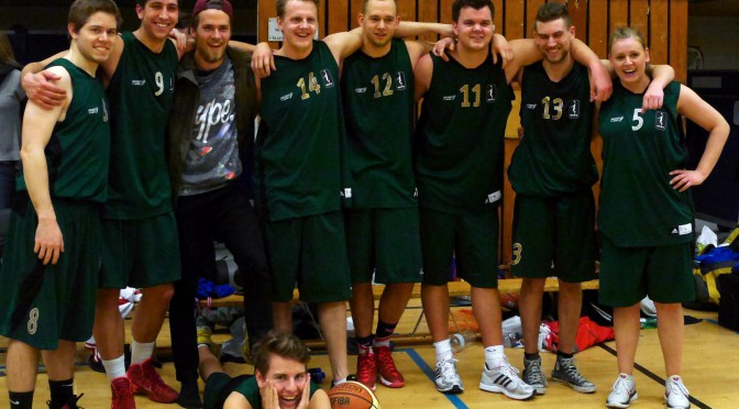 Basketball silver in Trondheim