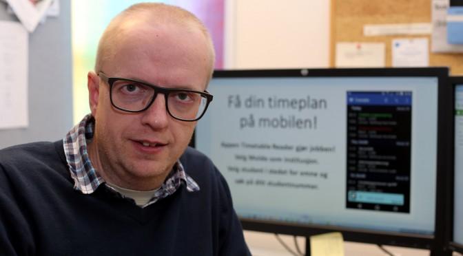 Molde-tilpasset app gir full forelesnings-kontroll