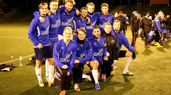 MSI students champions of company soccer league