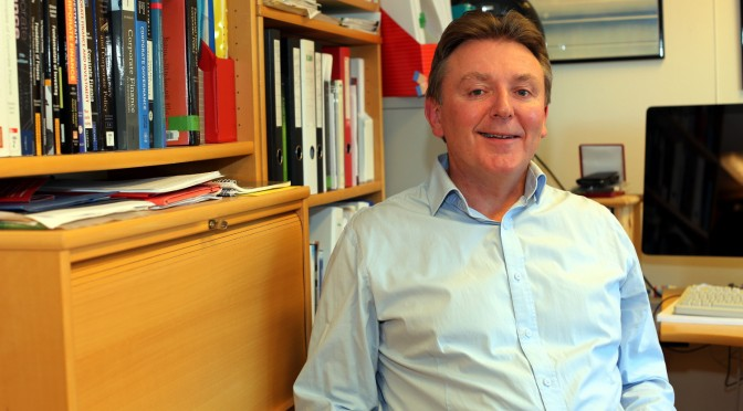 Solibakke kallet til professorat i Ålesund