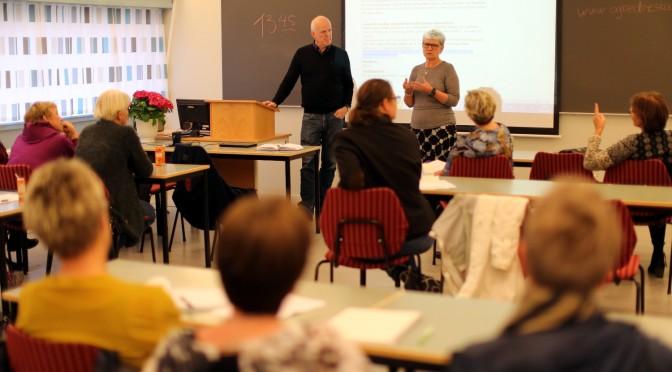 Sykepleiere ga råd til ny demens-forskergruppe