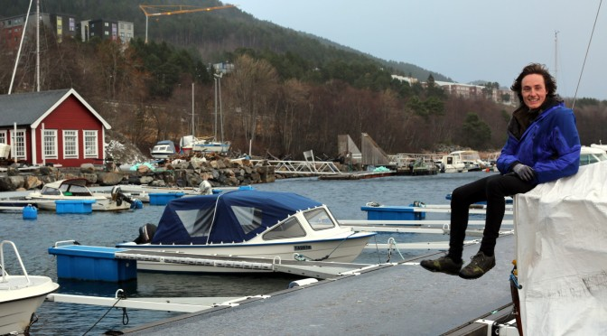 Kom til Molde i seilbåt for å starte prototype-lab