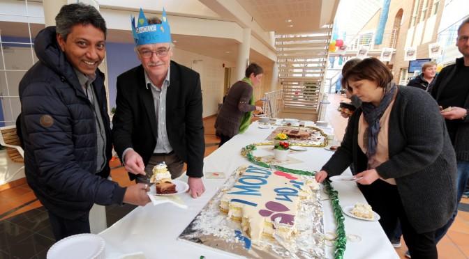 Sprek studentsamskipnad feiret 40-årsjubileum