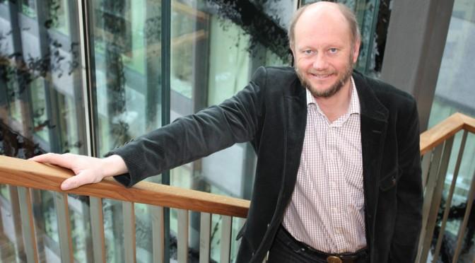Norsk Industri-sjefen åpner prototype-laben