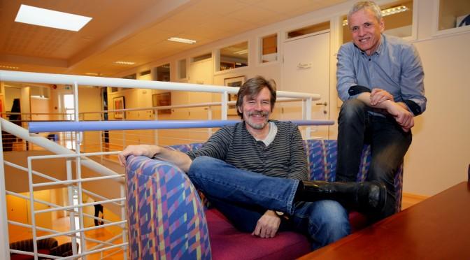 Skal to professorer bestemme Høgskolen i Moldes fremtid?