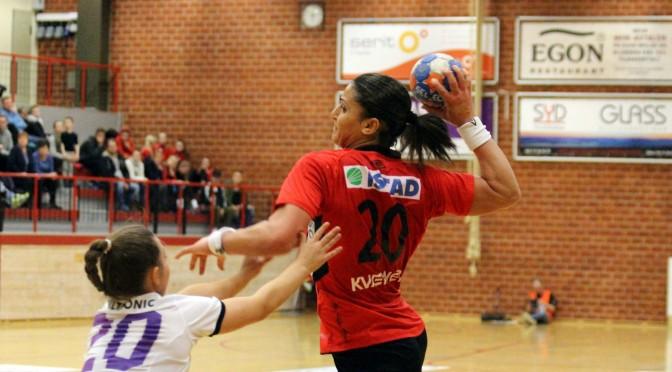 Molde Elite struggle sans Obaidli sisters