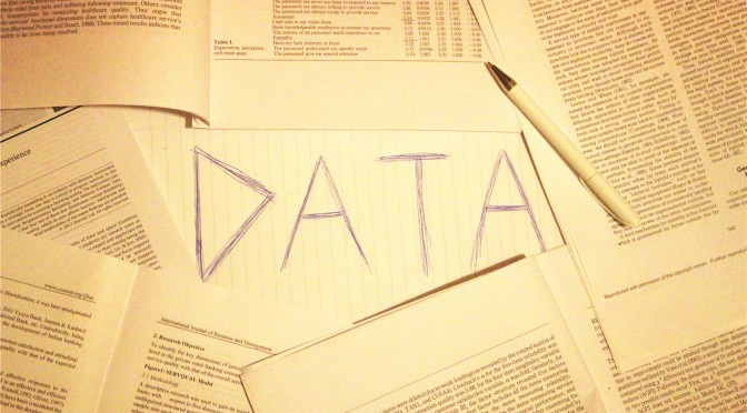 Stuck in data collection?