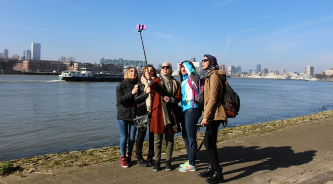 Logistikkforum's first trip abroad – to Rotterdam