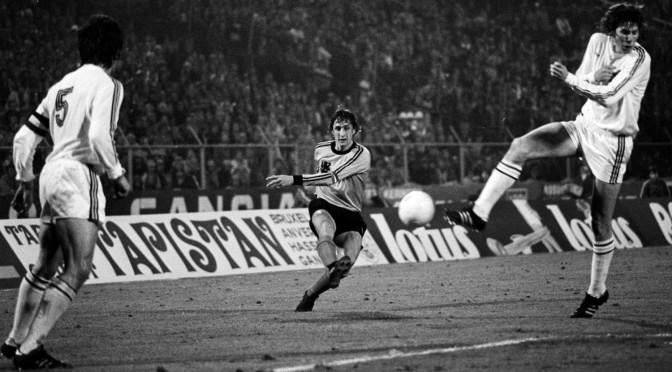 Cruyff – en sosiologisk tolkning