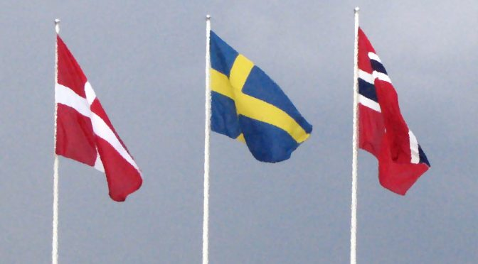Fra Norge til Skandinavia