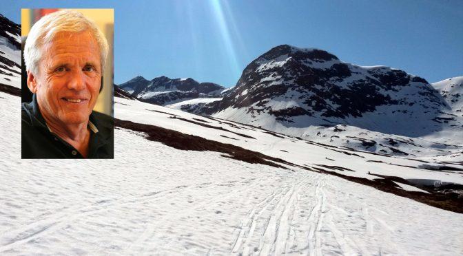 IT-professor på skitur fikk datavirus