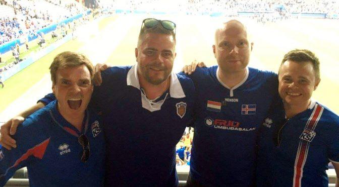 Birnir var i Nice: – Det skjer noe med hele Island