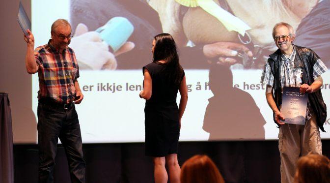 Priset forskning om entreprenørskapslyst