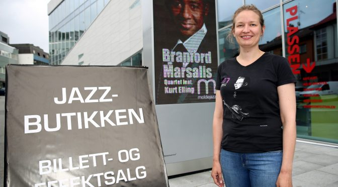 Trenger cirka 20 flere jazzfrivillige