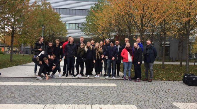 Reisebrev fra logsitikkstudentenes tysklandstur