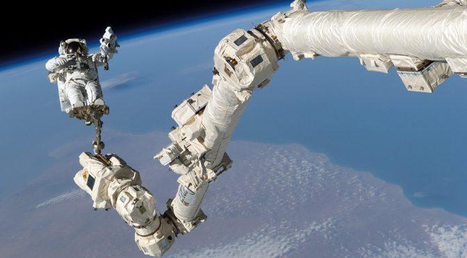 Eldre, astronauter og fiskeprotein