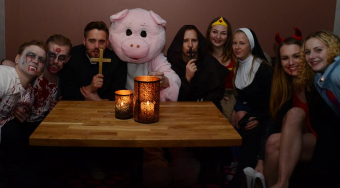 Halloween at Kompagniet