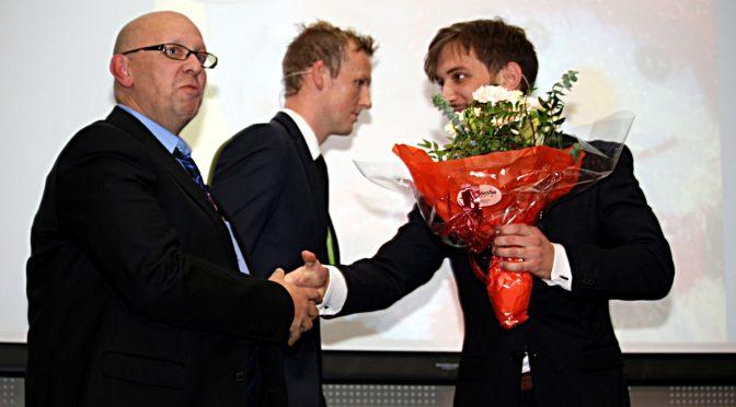 Studentene hedret konferansegeneral