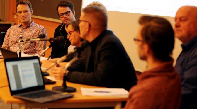 Nordhaug: – Styret må avslutte prosessen