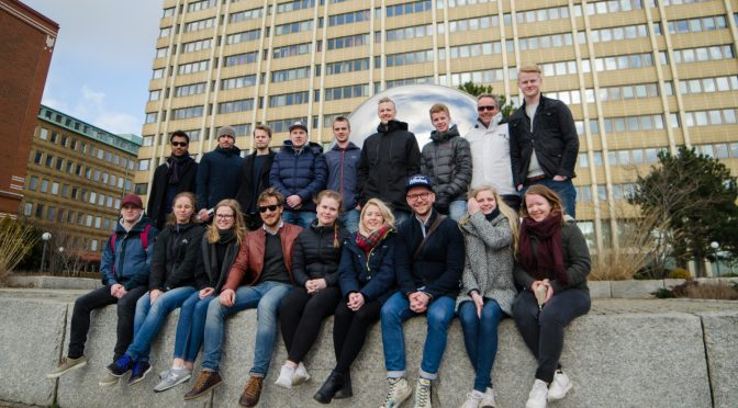 LogistikkForums årlige utenlandstur: Gøteborg