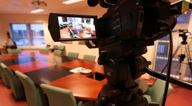 Følg høgskolestyrets møte på videostrøm