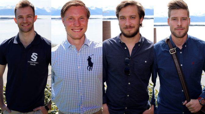Her er de fire studentkandidatene til høgskolestyret