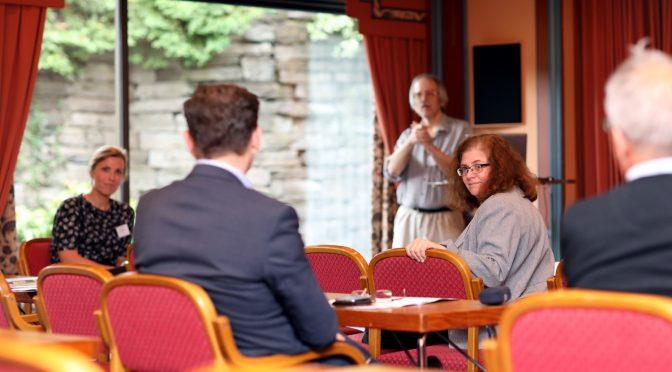 Fjordkonferansen: «Det regionale i det internasjonale»