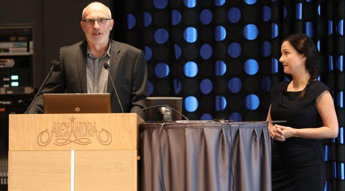 Iversen og Ødegård fikk forfatterpris for vitenskapelig essay om innovasjon