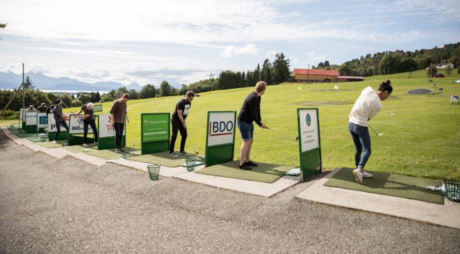 Åpningsuka på Molde Golfklubb