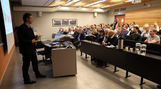 Rambøll-sjef: – Bygg endringsevne og endringskapasitet
