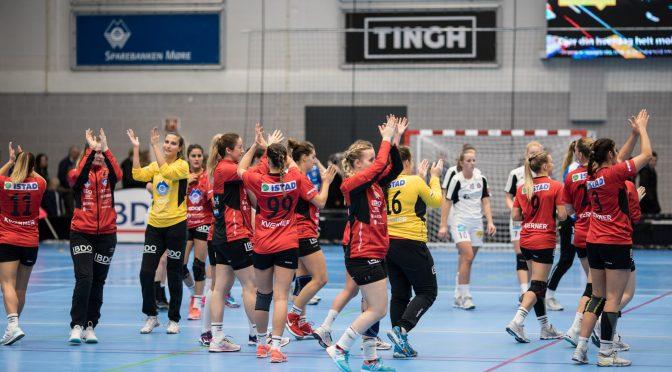 Ekstremt viktig seier for Molde Elite i årets siste kamp
