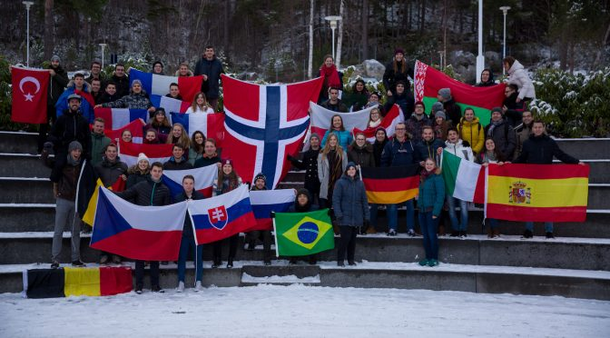 This is ESN Molde's plan for the spring semester