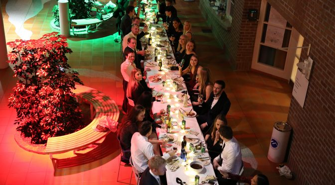 iStudent's New Year´s banquet 2018