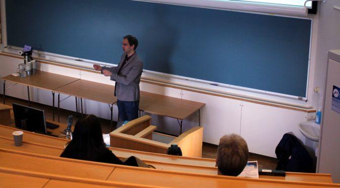 Anbefaling: Se Tom Heine Nätts knallforedrag om datasikkerhet