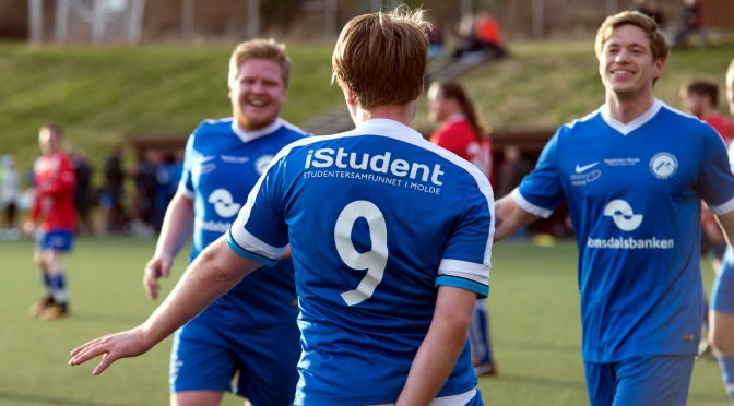 Superior victory for Moldestudentenes FK in first league match