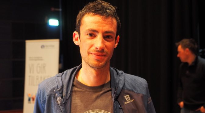 Kilian Jornet: «I like to do stupid things»