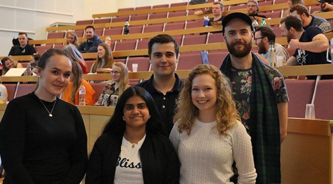 Mads Kristiansen (25) overtar som iStudent-leder