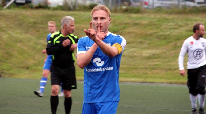 MSIL-kapteinens scoring ble avgjørende mot gamleklubben
