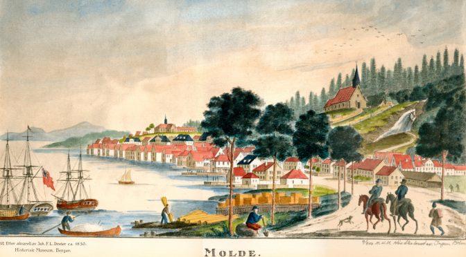 Då Molde vart lansert som heile landet sin universitetsby