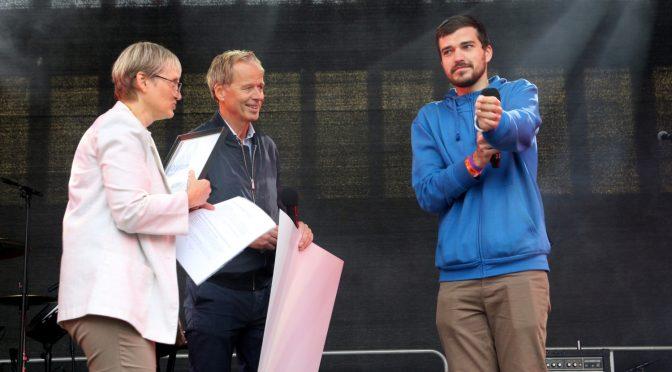 Studiemiljøprisen 2018 gikk til ESN Molde
