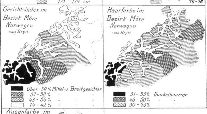 Frenologi – læra om kortskallar og langskallar i Møre og Romsdal